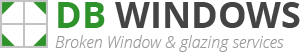 Bradshaw Broken Window Logo