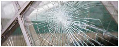 Bradshaw Smashed Glass